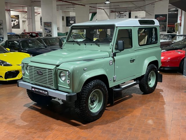 LAND ROVER Defender GRASMERE GREEN metallizzato