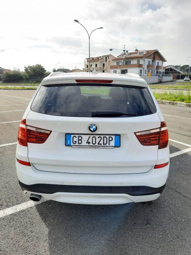 BMW X3 xDrive20d Business aut. Immagine 4