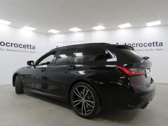 BMW 320 d 48V xD Touring Msport Nuova Immagine 3