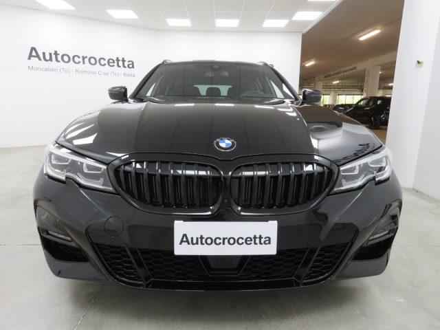 BMW 320 d 48V xD Touring Msport Nuova Immagine 2