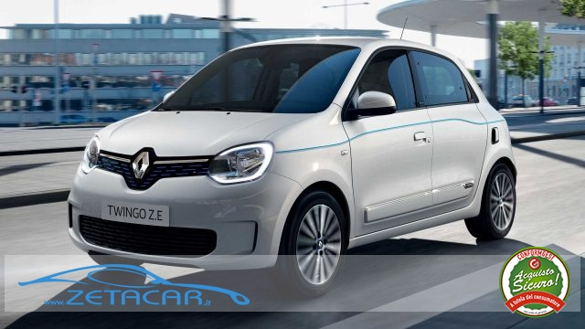 RENAULT Twingo INTENS ELECTRIC  * NUOVE * Immagine 1