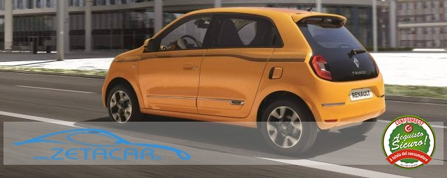 RENAULT Twingo INTENS ELECTRIC  * NUOVE * Immagine 0