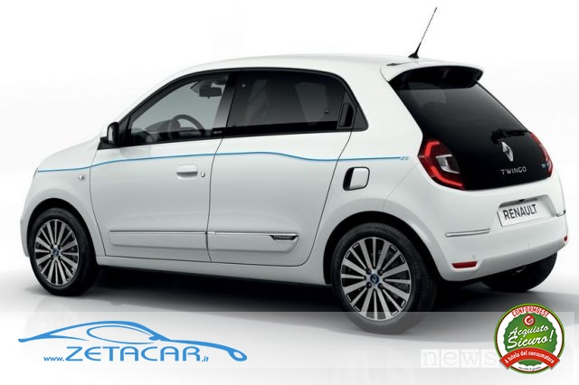 RENAULT Twingo INTENS ELECTRIC  * NUOVE * Immagine 3