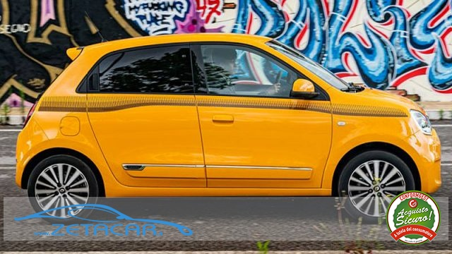 RENAULT Twingo INTENS ELECTRIC  * NUOVE * Immagine 4