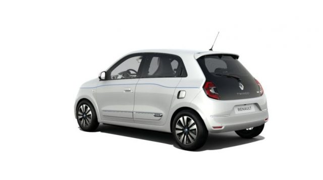 RENAULT Twingo Electric Intens Immagine 1