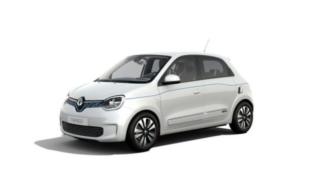 RENAULT Twingo Electric Intens Immagine 0