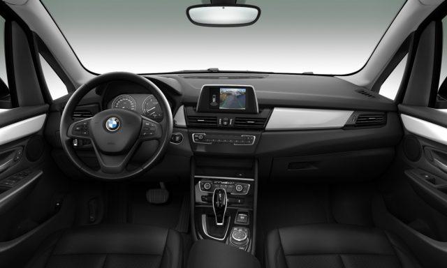 BMW 216 d GT Adv. Bus. 7 Posti Nuova Immagine 3