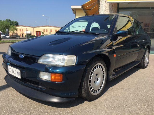 FORD Escort Escort RS Cosworth 4WD Turbo 16 v Martini T 25 46000 km