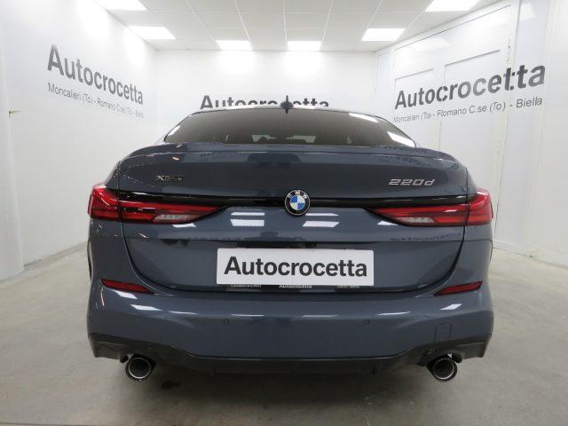 BMW 220 d xD Gran Coupé Msport Nuova Immagine 4