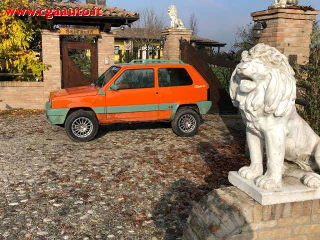 FIAT Panda 4 x 4 leggi 4 ruote, ruoteclassiche cgamotors.it Immagine 3