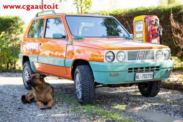 FIAT Panda 4 x 4 leggi 4 ruote, ruoteclassiche cgamotors.it Immagine 4