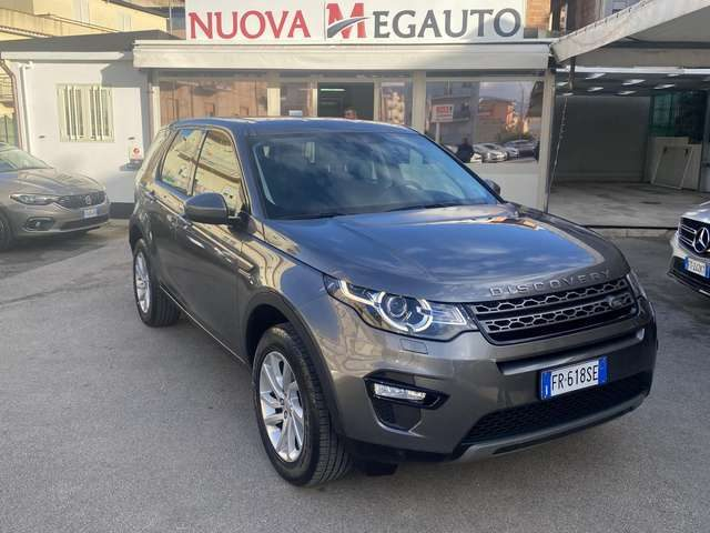 LAND ROVER Discovery Sport 2.0 TD4 150 CV SE Immagine 0