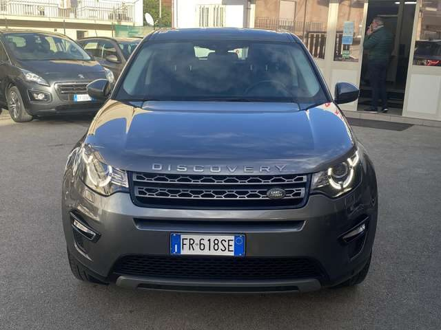 LAND ROVER Discovery Sport 2.0 TD4 150 CV SE Immagine 1