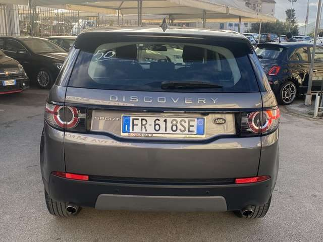 LAND ROVER Discovery Sport 2.0 TD4 150 CV SE Immagine 4