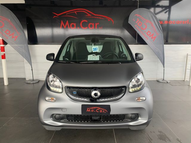 SMART ForTwo EQ Youngster