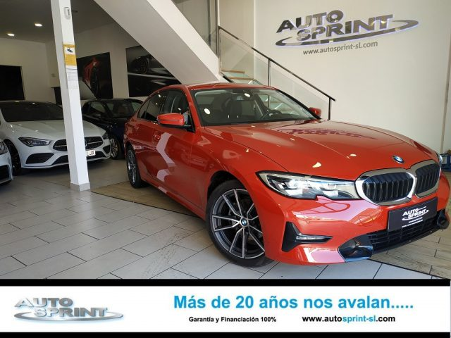 BMW 320 Antracite pastello