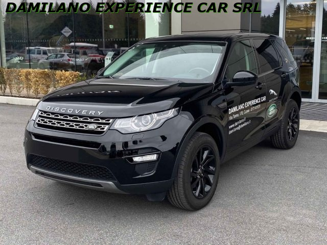 LAND ROVER Discovery Sport 2.0 TD4 150 CV SE - AZIENDALE