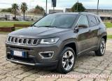 JEEP Compass 2.0 M-Jet II 140cv 4WD Limited (Pelle/Navi/AT9)