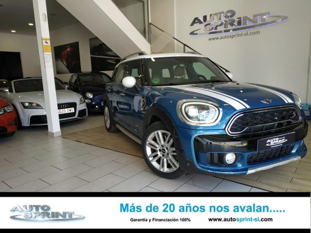 MINI Countryman Azul perlados