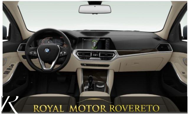 BMW 320 d Touring Luxury AZIENDALE !! AUTOMATICA !!! Immagine 1