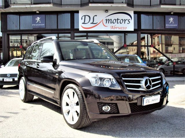 MERCEDES-BENZ GLK 220 Nero metallizzato