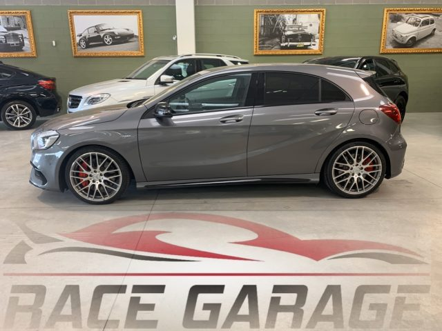 MERCEDES-BENZ A 45 AMG Antracite pastello