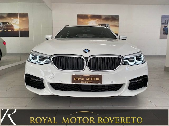 BMW 520 d 48V Touring Msport MILD HYBRID !! KM 0 !!! Immagine 1