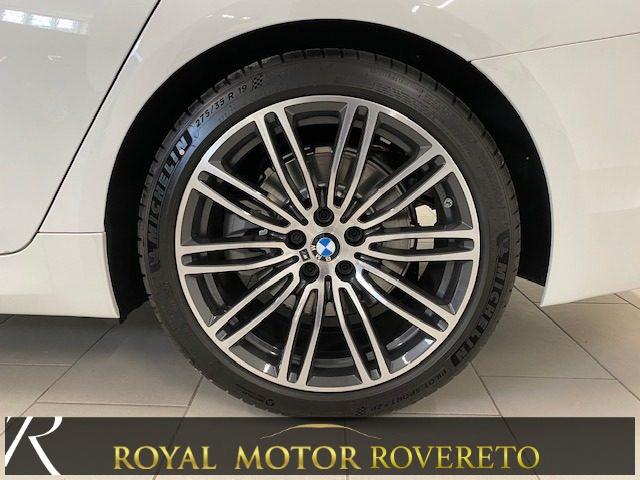BMW 520 d 48V Touring Msport MILD HYBRID !! KM 0 !!! Immagine 3