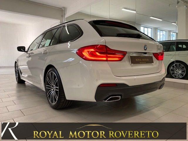 BMW 520 d 48V Touring Msport MILD HYBRID !! KM 0 !!! Immagine 4