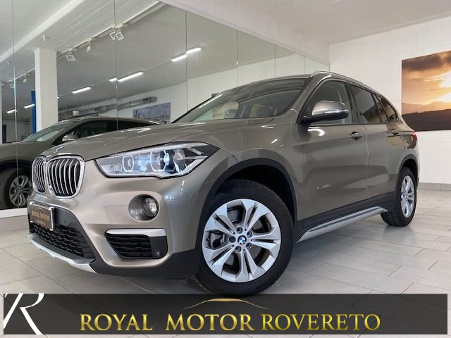 BMW X1 Marrone metallizzato