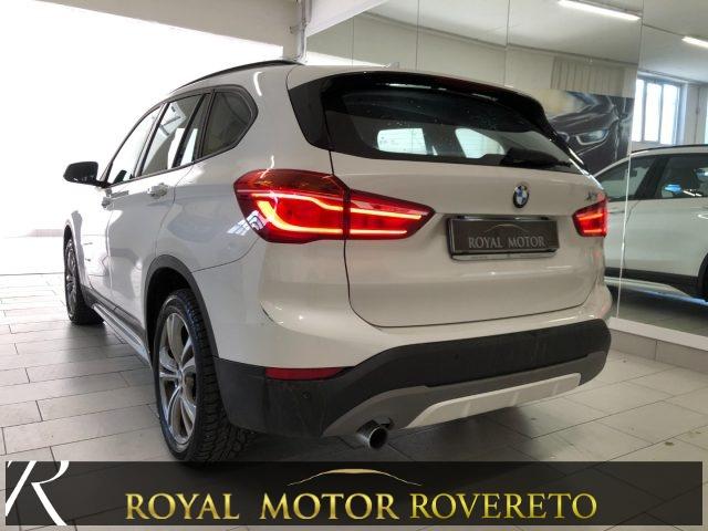 BMW X1 xDrive18d Sport Immagine 3