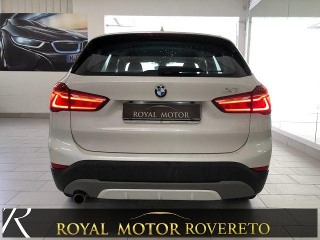 BMW X1 xDrive18d Sport Immagine 4