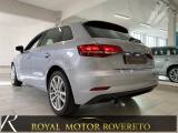 AUDI A3 SPB 1.0 TFSI 116 cv XENO , APPLE CAR PLAY !!
