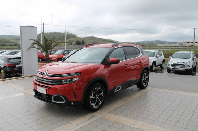 CITROEN C5 Aircross Orange pastello