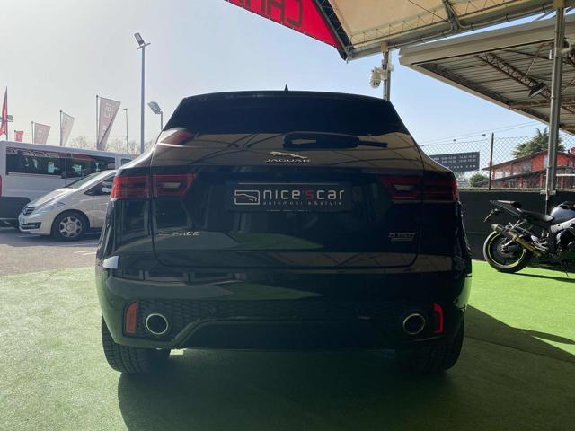 JAGUAR E-Pace 2.0D 150 CV AWD aut. R-Dynamic S *AZIENDALE* Immagine 4