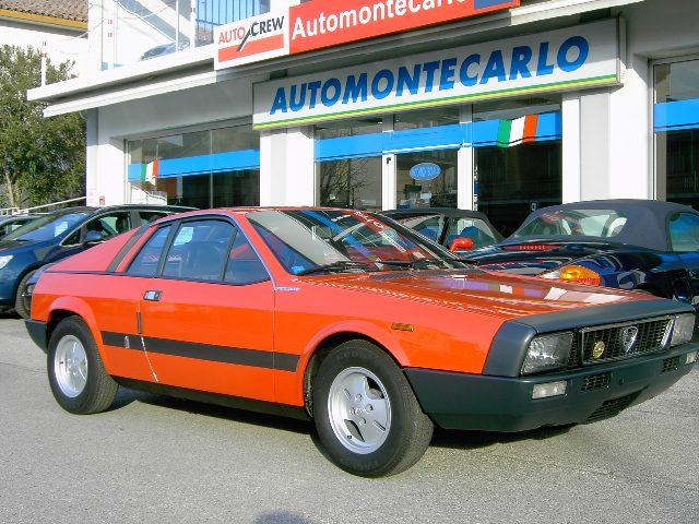 LANCIA Beta Montecarlo 2.0 1 serie telaio 0450 Ricondizionata Immagine 0