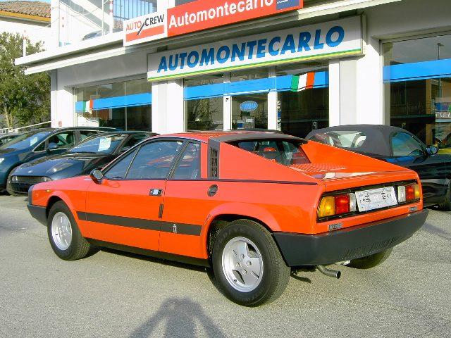 LANCIA Beta Montecarlo 2.0 1 serie telaio 0450 Ricondizionata Immagine 1