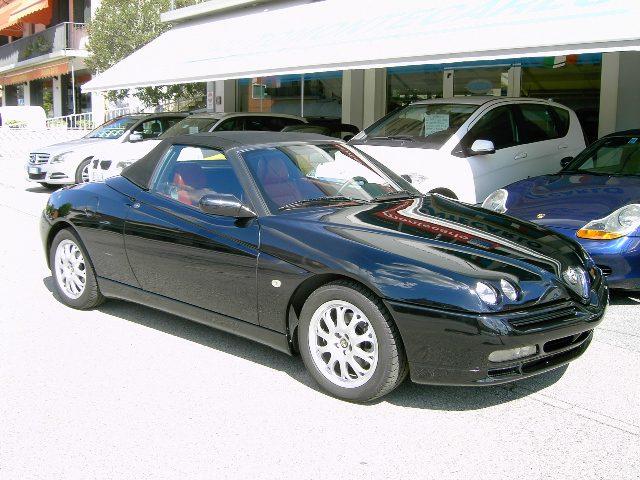 ALFA ROMEO Spider 3.0i V6 cat Immagine 0