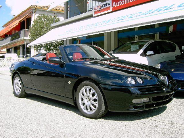ALFA ROMEO Spider 3.0i V6 cat Immagine 2
