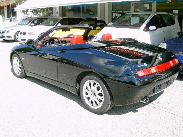 ALFA ROMEO Spider 3.0i V6 cat Immagine 3