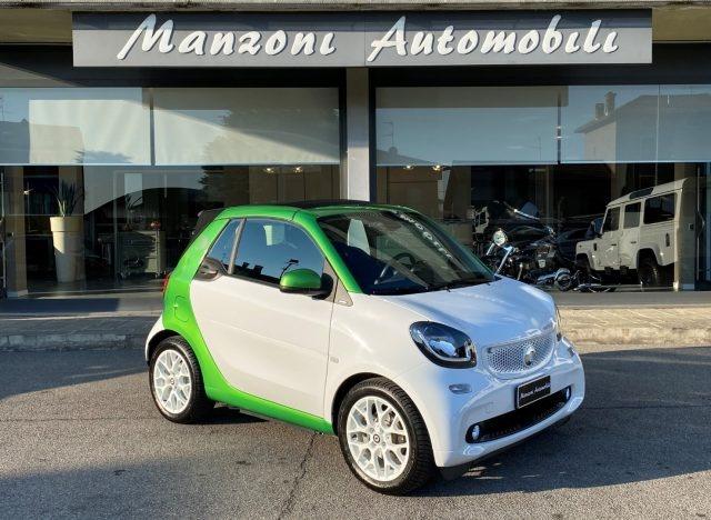 SMART ForTwo electric drive cabrio Passion IVA ESPOSTA Immagine 0