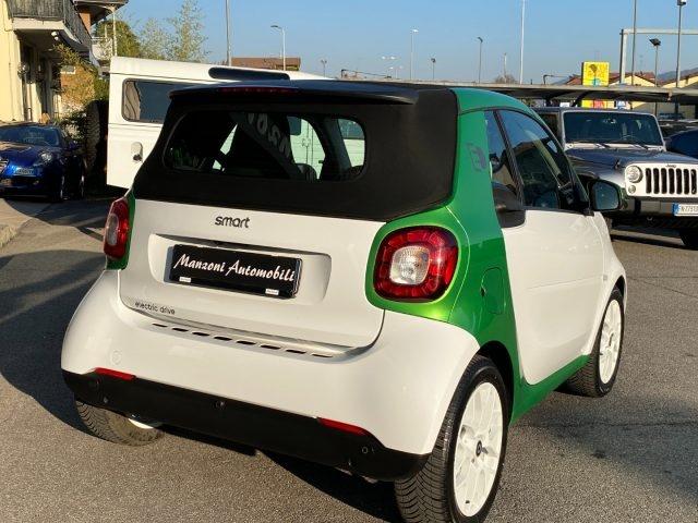 SMART ForTwo electric drive cabrio Passion IVA ESPOSTA Immagine 3