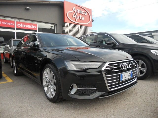 AUDI A6 Avant 50 3.0 TDI quattro S.Tronic Business Plus Immagine 0