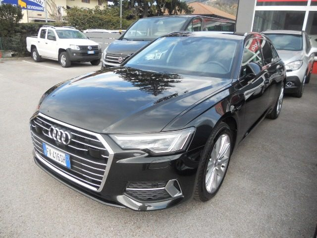 AUDI A6 Avant 50 3.0 TDI quattro S.Tronic Business Plus Immagine 2