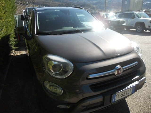 FIAT 500X 2.0 MultiJet 140CV AT9 4x4 CrossPlus GANCIO TRAINO Immagine 1