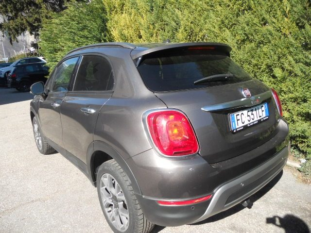 FIAT 500X 2.0 MultiJet 140CV AT9 4x4 CrossPlus GANCIO TRAINO Immagine 2