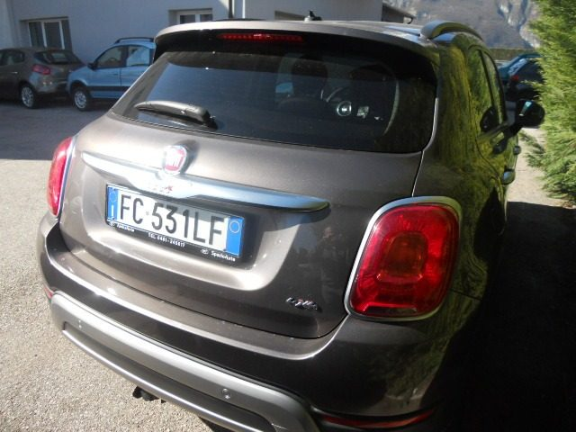 FIAT 500X 2.0 MultiJet 140CV AT9 4x4 CrossPlus GANCIO TRAINO Immagine 3