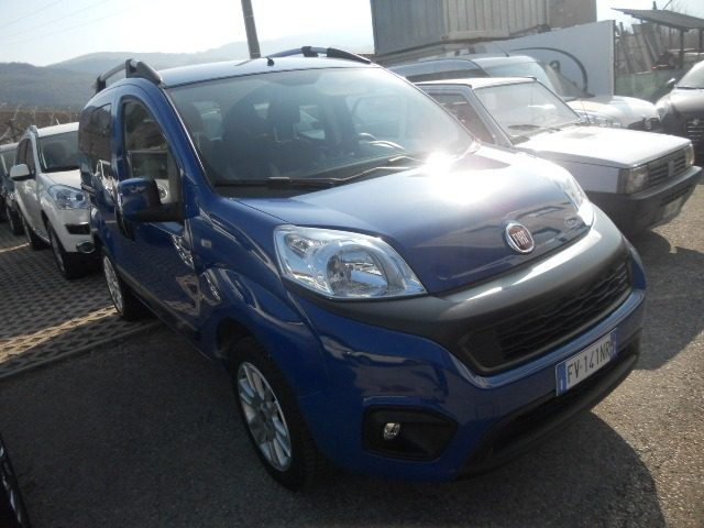 FIAT Qubo 1.4 8V 77 CV Lounge Natural Power Immagine 1
