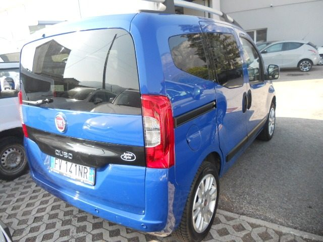 FIAT Qubo 1.4 8V 77 CV Lounge Natural Power Immagine 2