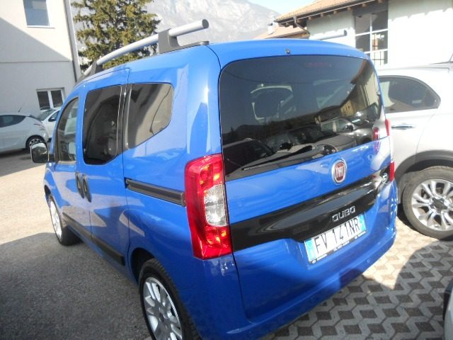 FIAT Qubo 1.4 8V 77 CV Lounge Natural Power Immagine 3